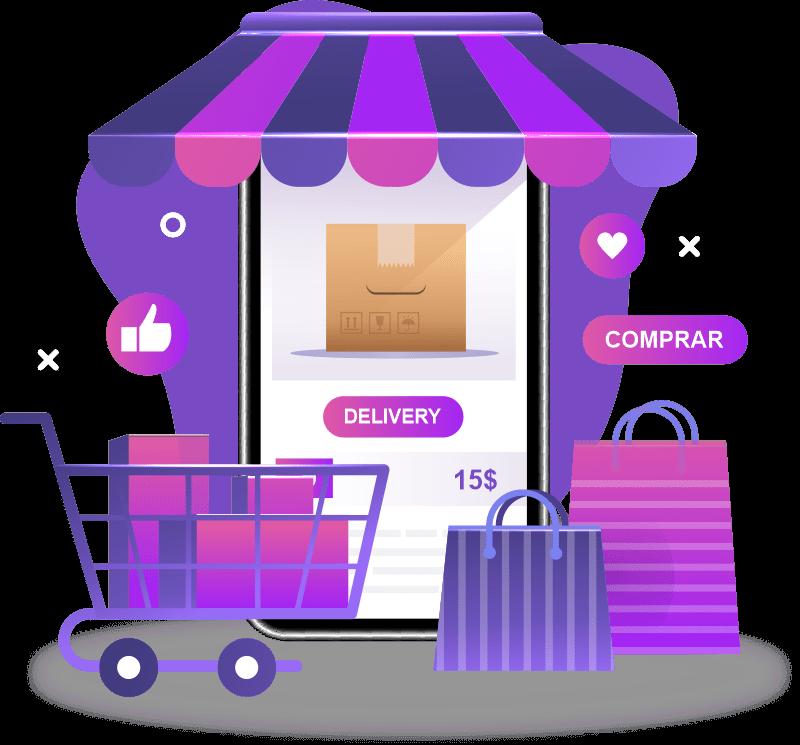 Desenvolvimento de ecommerce