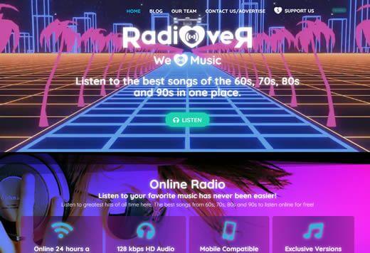 Site de Rádio Online