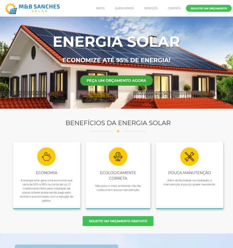 M&B Sanches Solar